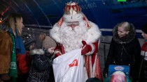 Путешествие Деда Мороза— 2019: праздник вНижнем Новгороде.НТВ.Ru: новости, видео, программы телеканала НТВ
