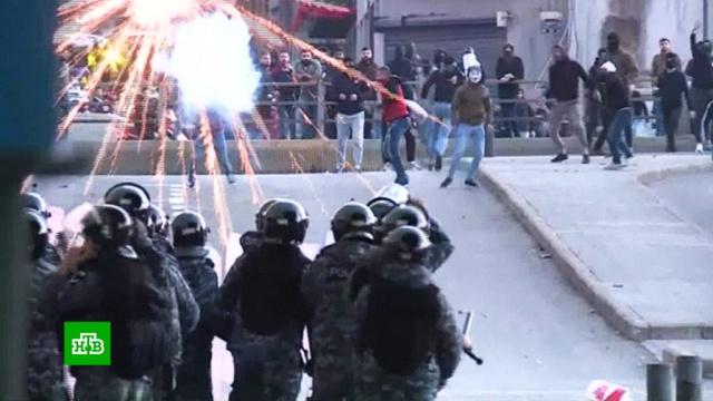 В Ливане ищут зачинщиков беспорядков.Ливан, беспорядки, митинги и протесты.НТВ.Ru: новости, видео, программы телеканала НТВ