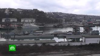 Аварийную подлодку иплавучий док вСевастополе отправят на утилизацию