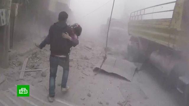 Опубликованы доказательства фальсификации доклада охиматаке всирийской Думе.Сирия, войны и вооруженные конфликты, химическое оружие.НТВ.Ru: новости, видео, программы телеканала НТВ