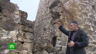 В Ингушетии ищут вандалов, разрушивших древние башенные постройки