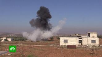 Сирийская армия отразила атаки боевиков впровинциях Идлиб иАлеппо