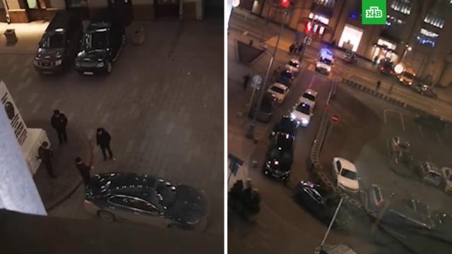 Стрельба в Москве: один человек погиб, пятеро ранены.Москва, ФСБ, стрельба.НТВ.Ru: новости, видео, программы телеканала НТВ