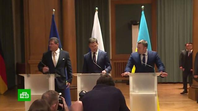 В «Газпроме» подтвердили НТВ продолжение газовых переговоров.Газпром, Миллер, Нафтогаз, Украина, газ.НТВ.Ru: новости, видео, программы телеканала НТВ