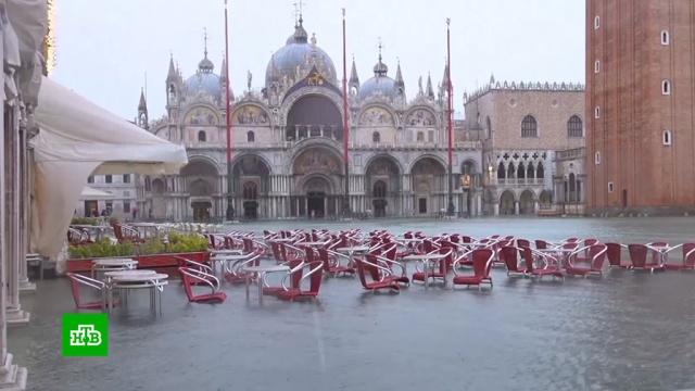 Жертвами зимнего шторма в Европе стали 8 человек.Венеция, Испания, Италия, Португалия, Франция, штормы и ураганы.НТВ.Ru: новости, видео, программы телеканала НТВ