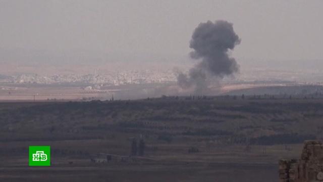 Сирийская армия отбила массированную атаку боевиков впровинции Идлиб.Сирия, войны и вооруженные конфликты.НТВ.Ru: новости, видео, программы телеканала НТВ