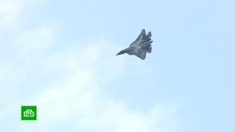 Рухнувший вХабаровском крае <nobr>Су-57</nobr> хотели передать военным до конца года