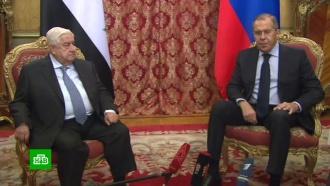 Лавров назвал расхищение сирийских нефтяных богатств американцами «пиратством»