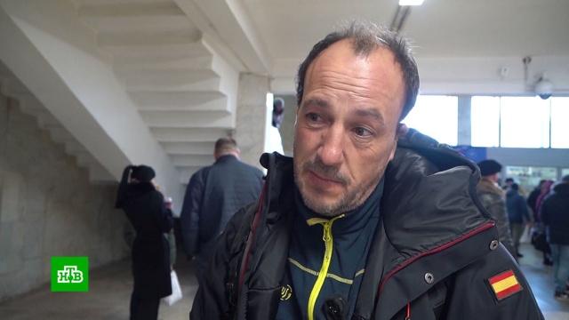 Едва не замерзший насмерть испанский велосипедист вновь пытается покорить Колыму.Испания, Магаданская область, морозы, туризм и путешествия.НТВ.Ru: новости, видео, программы телеканала НТВ