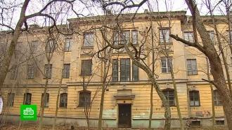Ленинградский неоклассицизм могут снести ради очередной высотки