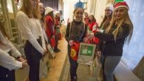 Путешествие Деда Мороза— 2019: праздник Санкт-Петербурге.НТВ.Ru: новости, видео, программы телеканала НТВ