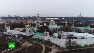 Завершена реставрация 13 объектов Новодевичьего монастыря