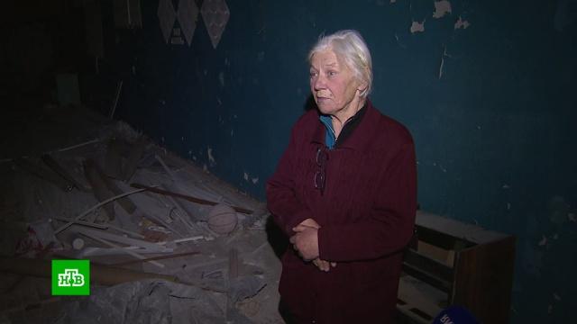 Пенсионерка из сгоревшего дома замерзает взаброшенной школе.Башкирия, жилье, пенсионеры, чиновники, школы.НТВ.Ru: новости, видео, программы телеканала НТВ