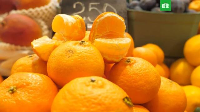 Как выбрать «правильные» мандарины. Инструкция.ЗаМинуту, продукты, еда.НТВ.Ru: новости, видео, программы телеканала НТВ