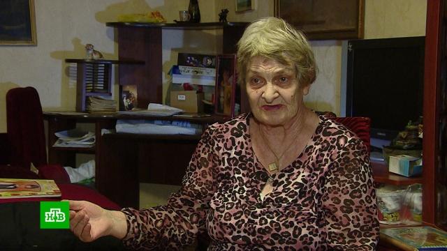 Пенсионерка попала в больницу с переломом позвоночника после издевательств дочери и зятя.Москва, жилье, семья, драки и избиения.НТВ.Ru: новости, видео, программы телеканала НТВ