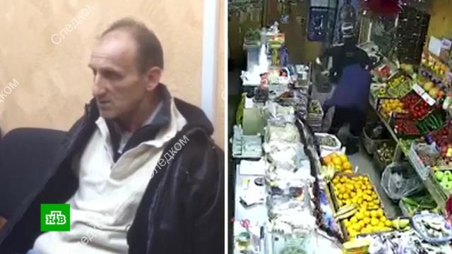 Задержан грабитель, изрезавший продавщицу вУхте.Коми, задержание, кражи и ограбления, магазины, нападения.НТВ.Ru: новости, видео, программы телеканала НТВ