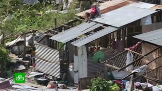 Число жертв тайфуна «Фанфон» на Филиппинах выросло до 28
