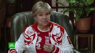Гимнастка Лариса Латынина отмечает 85-летие