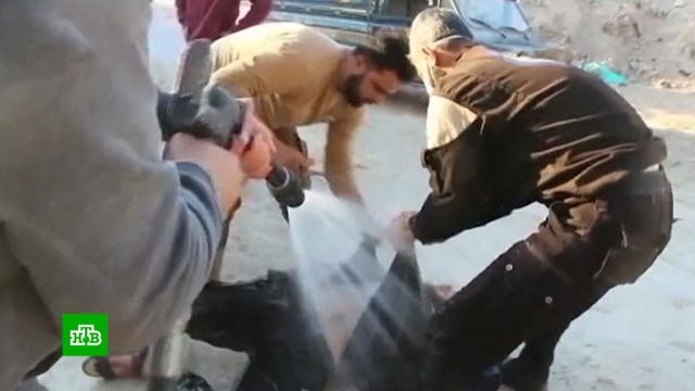 Опубликована переписка сотрудников ОЗХО офальсифицированной химатаке вСирии.Сирия, подделки, химическое оружие.НТВ.Ru: новости, видео, программы телеканала НТВ