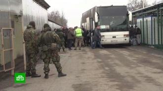 Освобожденные активисты рассказали опытках на Украине