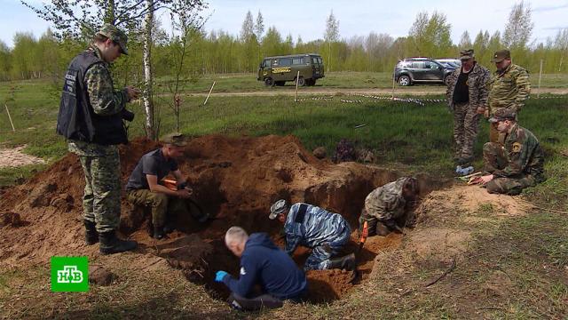 ВРоссии суд впервые признал геноцид советского народа нацистами