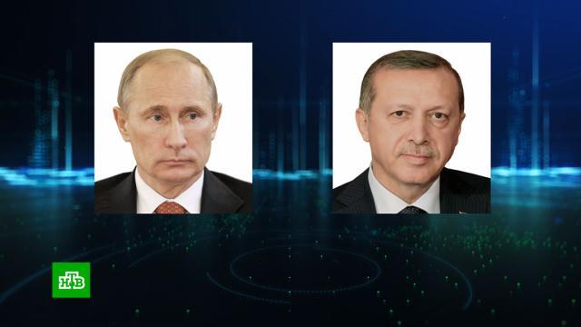 Путин обсудил сЭрдоганом ситуацию вНагорном Карабахе.Армения, Турция, Путин, территориальные споры, Азербайджан, войны и вооруженные конфликты, Эрдоган, Нагорный Карабах.НТВ.Ru: новости, видео, программы телеканала НТВ