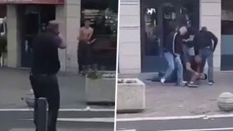 Второй за день: полиция Франции застрелила вооруженного экстремиста