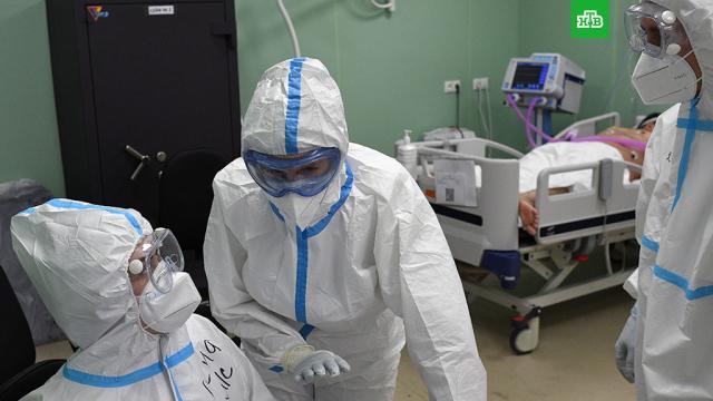 Новый антирекорд: вРФ— 18283новых случая COVID-19.болезни, коронавирус, эпидемия.НТВ.Ru: новости, видео, программы телеканала НТВ
