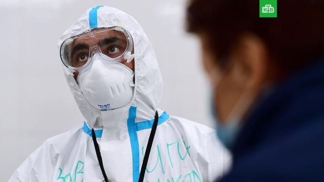 В РФ — 18 140 новых случаев коронавируса.По данным оперативного штаба, за минувшие сутки в России было выявлено 18 140 заразившихся коронавирусом.болезни, коронавирус, эпидемия.НТВ.Ru: новости, видео, программы телеканала НТВ