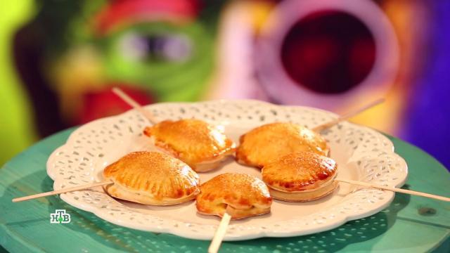 Тыквенное печенье на палочке.НТВ.Ru: новости, видео, программы телеканала НТВ