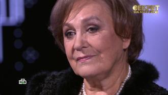 Татьяна Судец расплакалась при воспоминании об убитом сыне