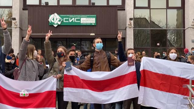 Почти три месяца протестов вБелоруссии: возможенли диалог власти иоппозиции.Белоруссия, Лукашенко, митинги и протесты, оппозиция.НТВ.Ru: новости, видео, программы телеканала НТВ