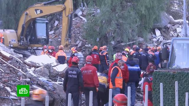В Турции из-под завалов после землетрясения спасли трехлетнюю девочку.Турция, дети и подростки, землетрясения, поисковые операции.НТВ.Ru: новости, видео, программы телеканала НТВ