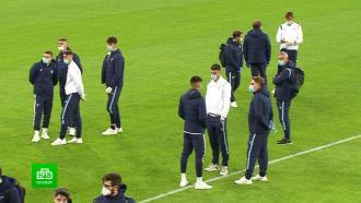 «Лацио» настроен на победу в матче против «Зенита» в Петербурге