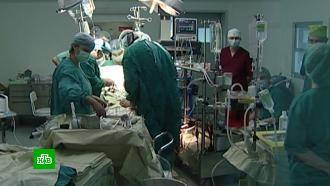 Российские медики впандемию выполняют уникальные операции
