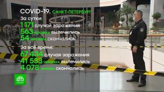 В Петербурге вновь закрываются фуд-корты и детские комнаты в ТЦ