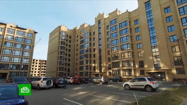 Почти 100семей во Владимире не могут получить квартиры из-за двух лишних этажей.Владимир, дольщики, жилье, мошенничество, строительство.НТВ.Ru: новости, видео, программы телеканала НТВ