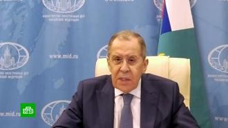 Лавров на примере Карабаха объяснил цели российской внешней политики