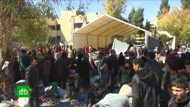 ООН призывает упростить процедуру возвращения сирийских беженцев.ООН, Сирия, беженцы, войны и вооруженные конфликты.НТВ.Ru: новости, видео, программы телеканала НТВ