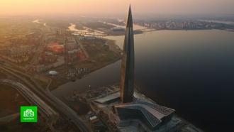 «Лахта Центр» получил архитектурную премию Emporis Skyscraper Awards