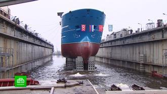 Петербургские корабелы построили новейший рыболовецкий траулер «Марлин»