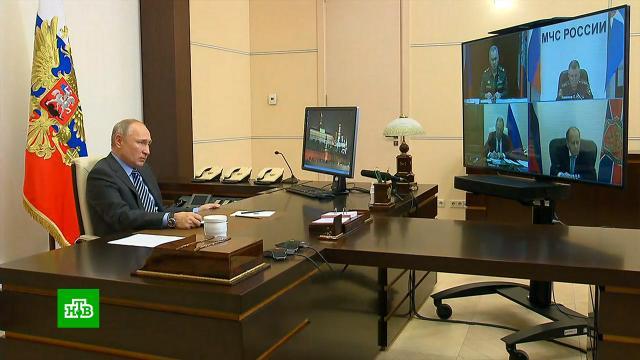 Путин создал центр гуманитарного реагирования по Карабаху.Азербайджан, Армения, Нагорный Карабах, Путин, войны и вооруженные конфликты, миротворчество.НТВ.Ru: новости, видео, программы телеканала НТВ
