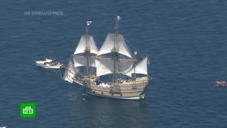 Прибытие Mayflower: как британские пилигримы 400лет назад высадились вНовом Свете