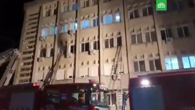 Вгорящей румынской больнице погибли пациенты сCOVID-19.Румыния, больницы, коронавирус, пожары.НТВ.Ru: новости, видео, программы телеканала НТВ