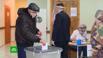 Стартовал второй тур выборов президента Молдавии