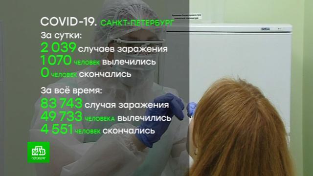 В Петербурге осталось менее 10% коек для больных коронавирусом.Санкт-Петербург, больницы, коронавирус, медицина, эпидемия.НТВ.Ru: новости, видео, программы телеканала НТВ