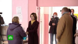 Майя Санду выигрывает выборы президента Молдавии с57% голосов
