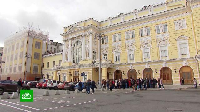 ВМоскве прекратили работу все музеи изаповедники.НТВ.Ru: новости, видео, программы телеканала НТВ