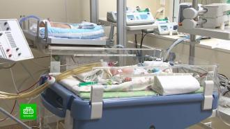 Петербургские доктора провели необычную фотосессию вдень недоношенного ребенка