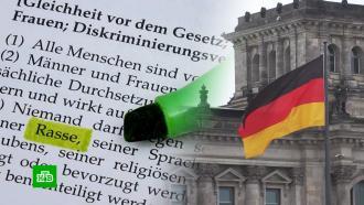 ВГермании понятие расы хотят убрать из конституции